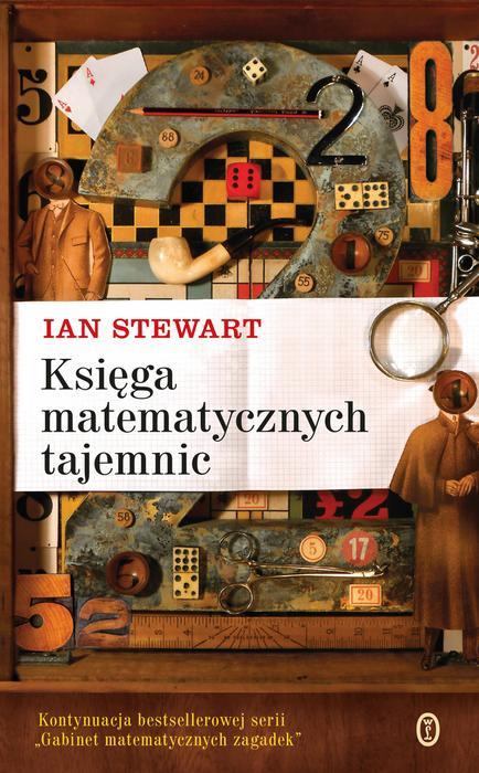 Wydawnictwo Literackie Księga matematycznych tajemnic - Ian Stewart
