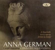 Polskie Nagrania Scarlatti: Arie z opery Tetida in Sciro