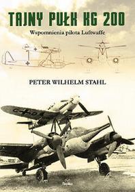 Replika Tajny pułk KG 200 - PETER WILHELM STAHL