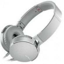 Sony MDR-XB550APW białe