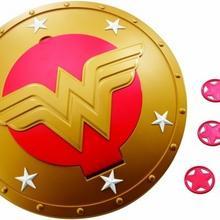 Mattel DC SUPER HEROS Tarcza Wonder Woman GXP-550496