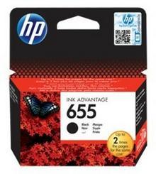 HP Nr 655 CZ109AE Orginalny czarny