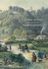 Znak Piesek przydrożny - Czesław Miłosz