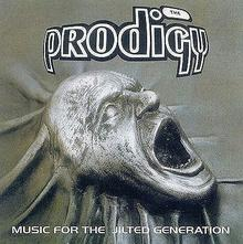 Music For The Jilted Generation CD) The Prodigy