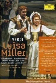Placido Domingo; The Metropolitan Opera Orchestra Verdi Luisa Miller DVD)
