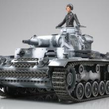 Tamiya German Pz.kpfw.III Ausf.N