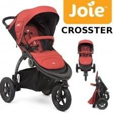 Joie Crosster Wózek Spacerowy red