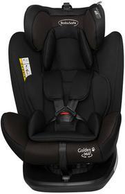 BabySafe Golden 360 ISOFIX,  0-36 kg Czarny