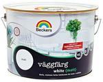 Beckers Farba lateksowa Vaggfarg biała 10 l
