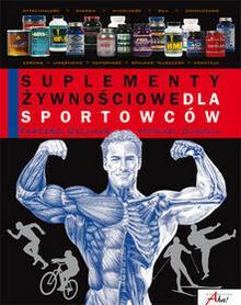 JK Suplementy żywnościowe dla sportowców - Delavier Frederic, Michael Gundill