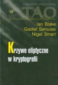 Blake Ian,  Seroussi Gadiel,  Smart Nigel Krzywe eliptyczne w kryptografii