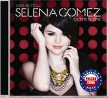 Kiss Tell Polska cena) CD) Selena Gomez The Scene