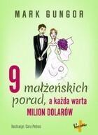 9 małżeńskich porad a każda warta milion dolarów