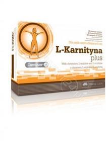 Olimp LABS L-karnityna plus 300 mg x 80 tabl
