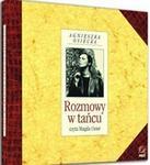 Agora Rozmowy w tańcu audiobook CD) Agnieszka Osiecka