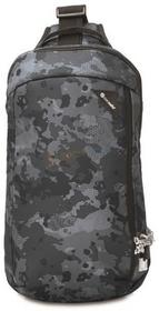 Pacsafe Plecak turystyczny jednoramienny Vibe 325 szare moro)