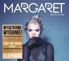 Add The Blonde Reedycja CD Margaret