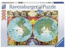 Ravensburger 3000 elementów Antyczna Mapa GXP-632986