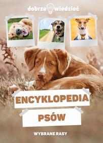 Encyklopedia psów Wybrane rasy Praca zbiorowa