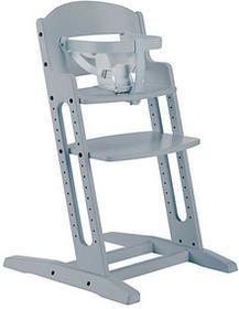 BabyDan Krzesełko do karmienia DANCHAIR szare 5705548037321