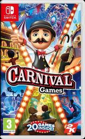 Carnival Games NSWITCH