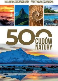 SBM 500 cudów natury praca zbiorowa