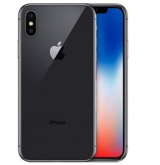 Apple iPhone X 256GB Gwiezdna Szarość
