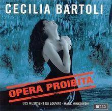 Opera Proibita Cecilia Bartoli Les Musiciens du Louvre Grenoble