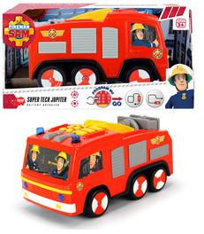 Dickie Toys Jupiter Super Tech. Strażak Sam - natychmiastowa wysyłka !!!