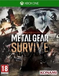 Metal Gear Survive XONE