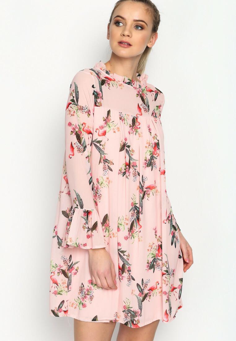 c9443aba6d Renee Różowa Sukienka Lady Bird s – ceny