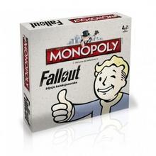MUVE  Gra Planszowa Monopoly Fallout