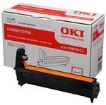 OKI Bęben magenta MC560/C5850/5950 (20000 stron) 43870022