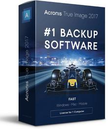 Acronis True Image 2017 PL for PC and Mac (1 lic.)
