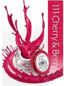 Semilac UV Gel Color 111 Cherry&Berry 5ml Żel UV do paznokci 5902533440474