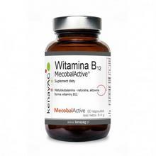 KenayAG Witamina B12 (metylokobalamina) MecobalActive (60 kapsułek) KENAY AG