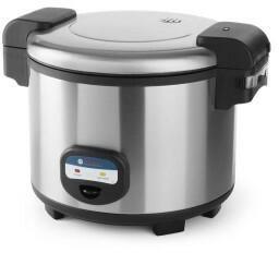HENDI Urządzenie do gotowania ryżu - pojemność 30 porcji (240403)