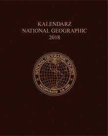 Burda Publishing Polska Burda, kalendarz książkowy 2018, National Geographic