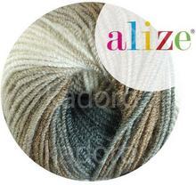 Włóczka ALIZE Superlana Klasik Batik 3160 - motek