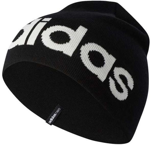 Adidas CZAPKA NEO LOGO BEANIE CD5067 – ceny 61b73985755e