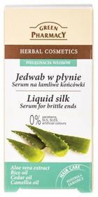 Green Pharmacy Jedwab w płynie - serum do końcówek 30ml -