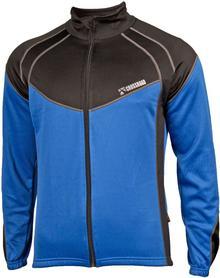 CROSSROAD CROSSROAD KENT ciepła bluza rowerowa czarno-niebieska