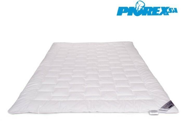 Piórex Kołdra antyalergiczna Satin Cotton letnia Rozmiar 200x220