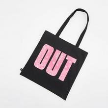 Reserved Reserved - Płócienna torba - Czarny