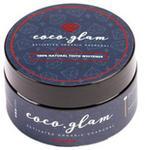 Eco Innovations COCO GLAM Stawberry 30g - proszek wybielający z aktywnym węglem o smaku truskawkowym