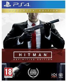 HITMAN: Definitive Edition + STEELBOOK! PS4