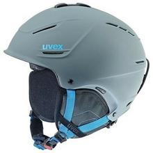 Uvex p1us 56/6/153 Grey blue mat 4043197275611