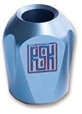 RSK dorośli Titanium Bead Pyramid Blue Lanyard, niebieski, One Size 09RE014