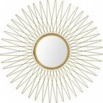 D2.Design Lustro Intesi Aurora gold 183062