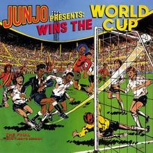 Junjo Presents Wins The World Cup CD) Henry Junjo Lawes